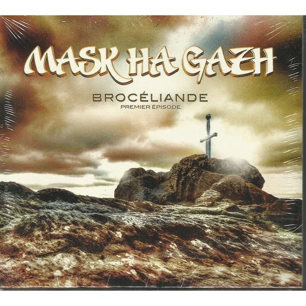 Brocéliande By Mask Ha Gazh, CD With Libertemusic