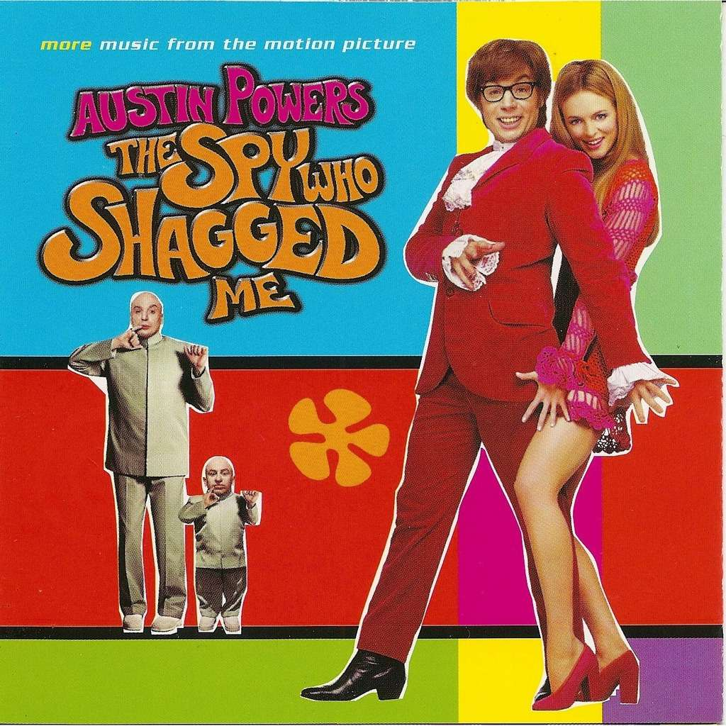 austin powers the spy who shagged me by austin powers
