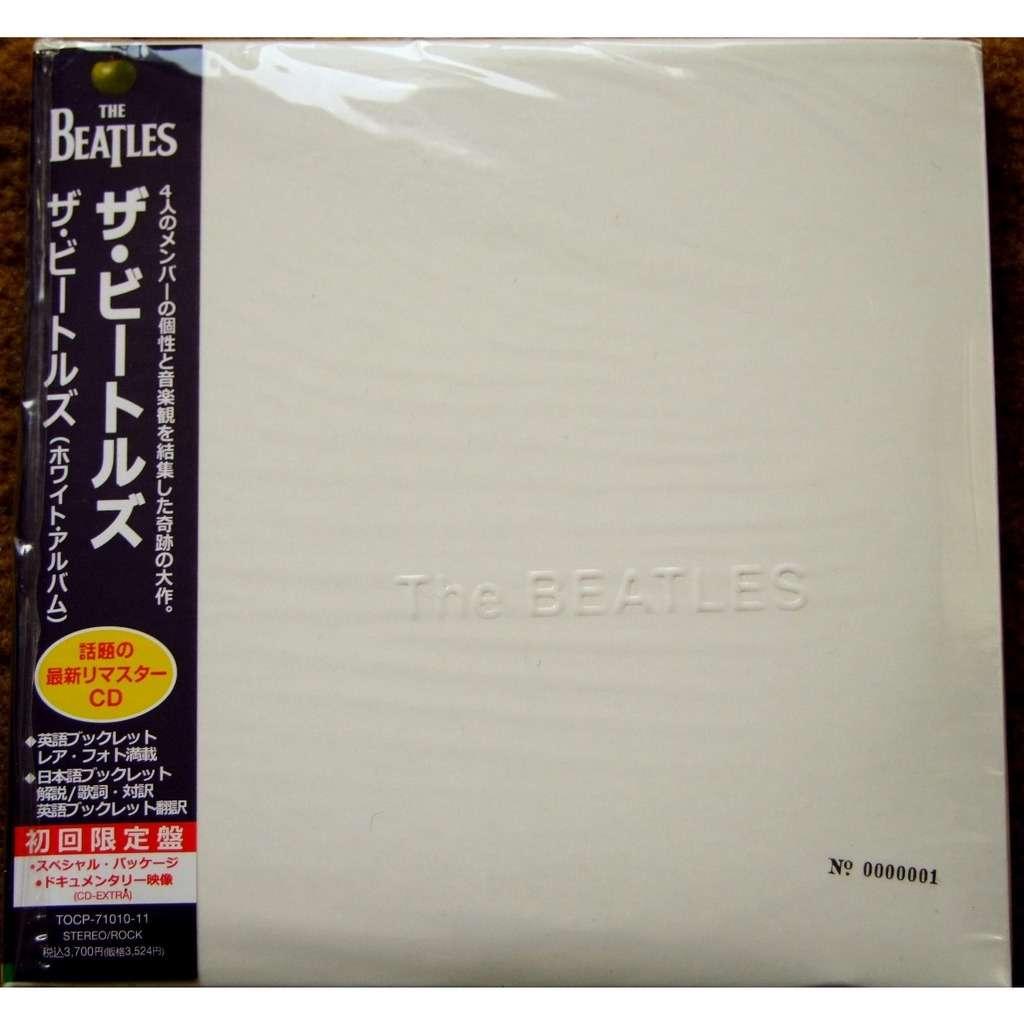 White Album 2cd Mini Lp Obi Remastered By The Beatles Cd