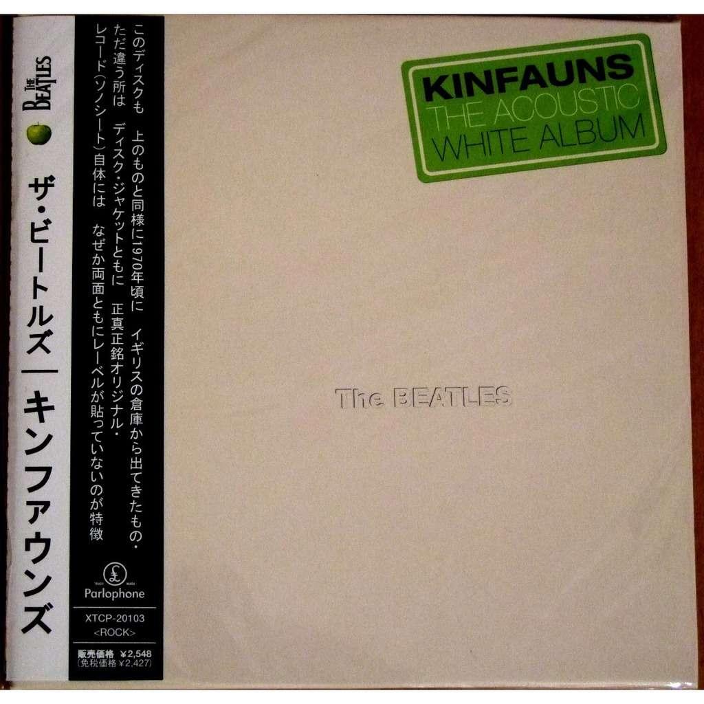 Kinfauns The Acoustic White Album Japan Vinyl Replica