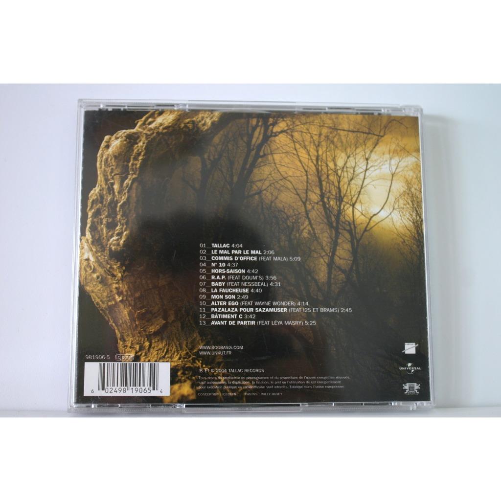 album pantheon booba
