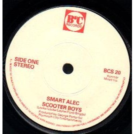 SMART ALEC Scooter Boy / Soho 7""