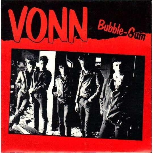 """VONN Bubble-gum E.P. 7"""""""