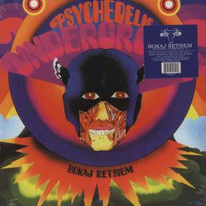 Bokaj Retsiem Psychedelic Underground (lp)