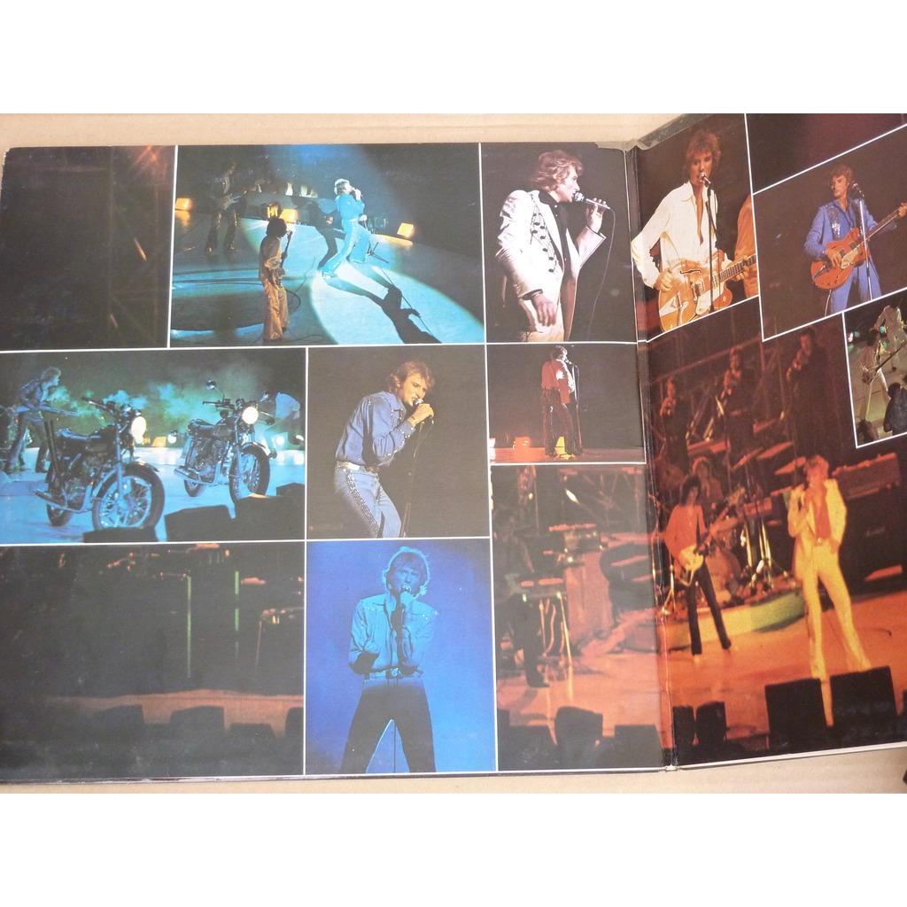 Johnny HALLYDAY  Johnny Hallyday Story-Palais des sports