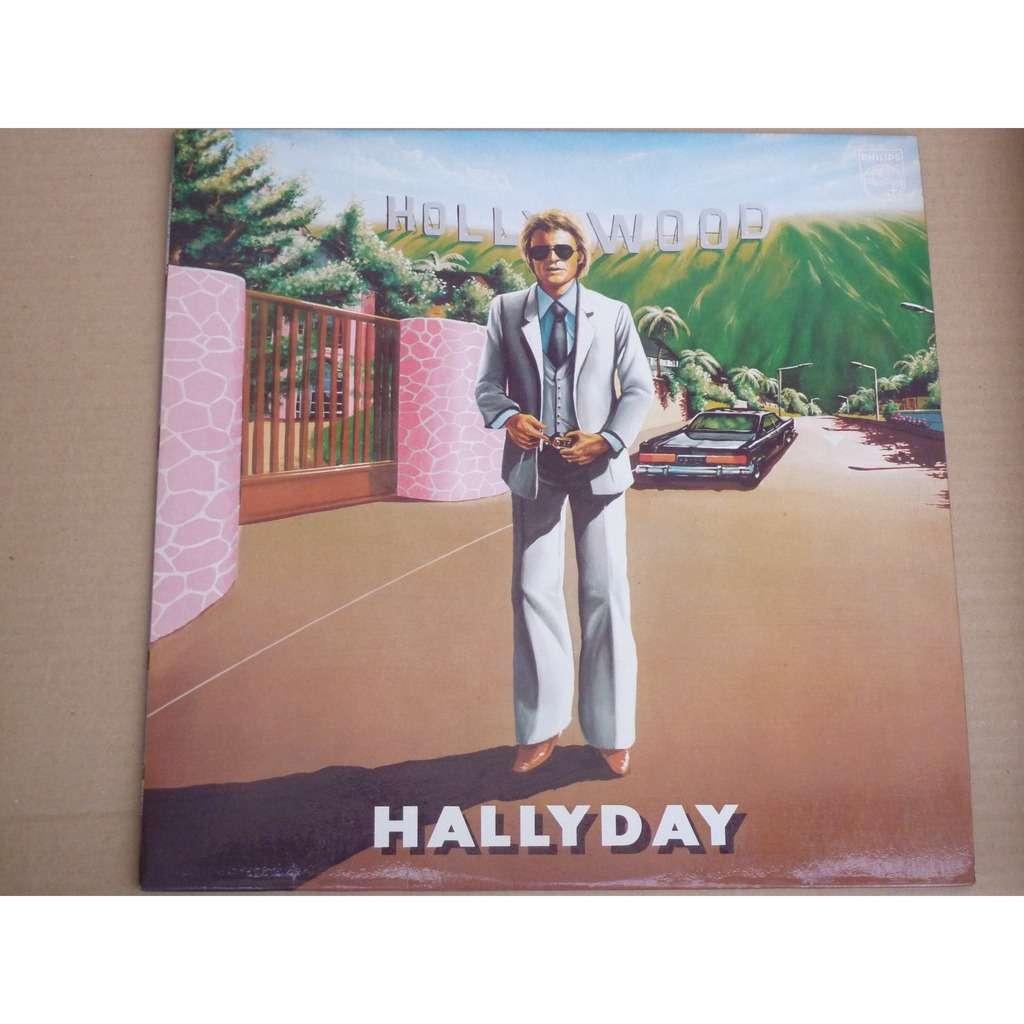 Johnny Hallyday Hollywood