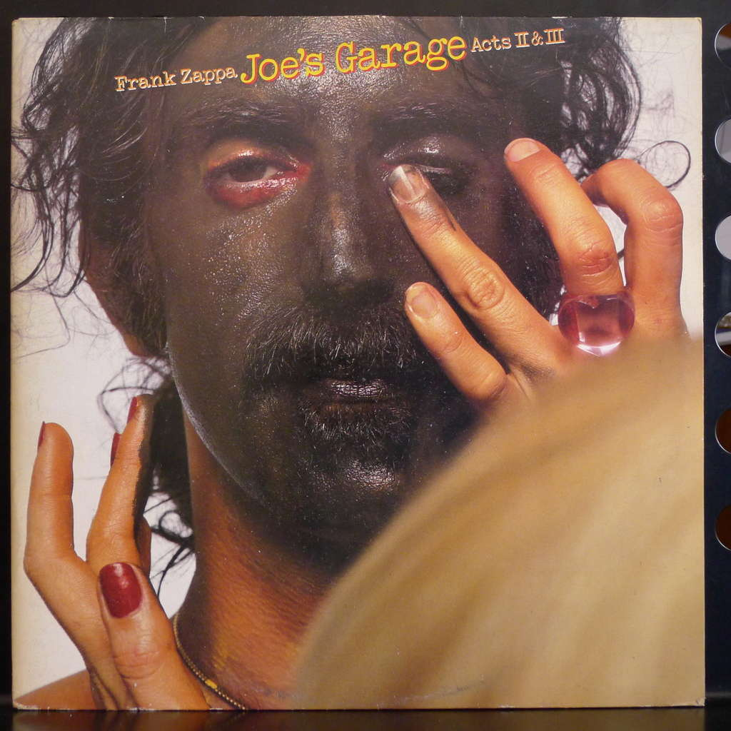 Joe S Garage Act Ii Amp Iii By Frank Zappa Lp Gatefold
