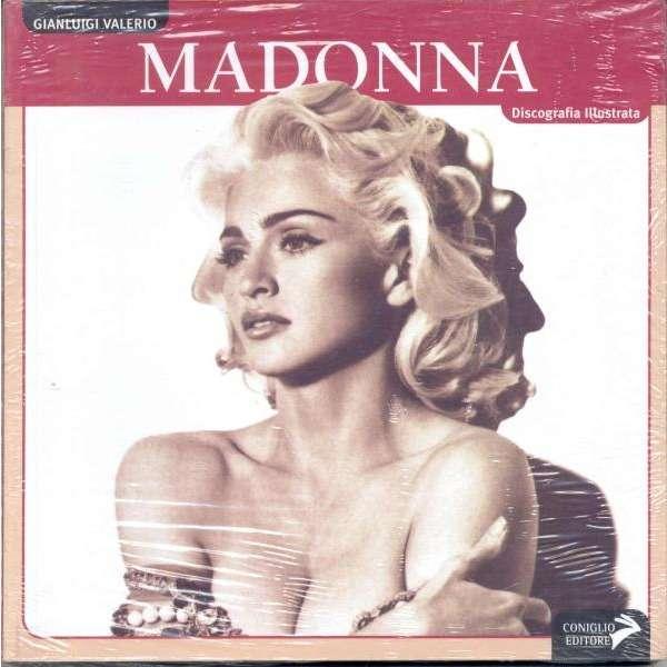 Madonna Discografia Illustrata (Italian 2006 148 pag. discography book)