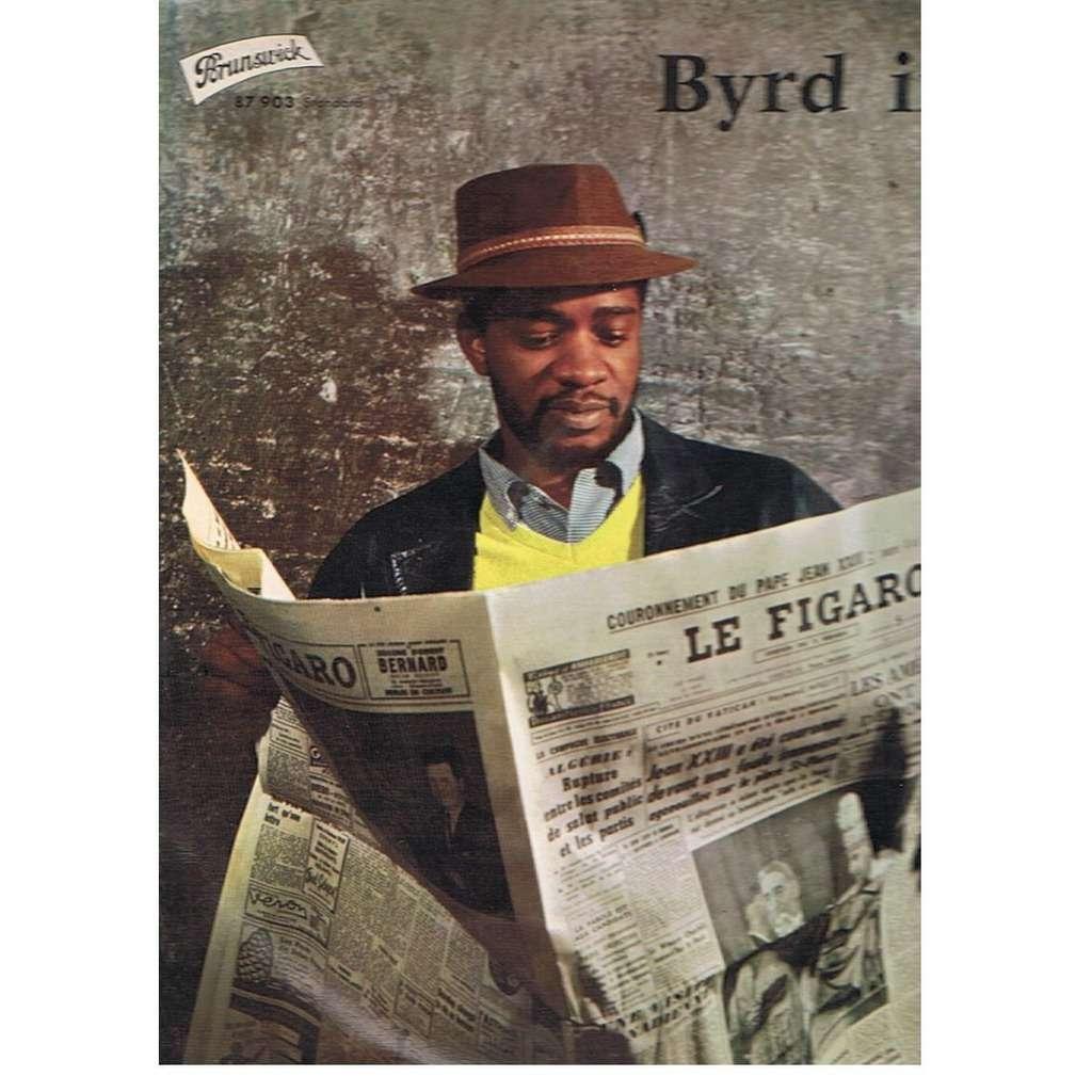 Donald Byrd Byrd In Paris