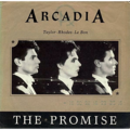 ARCADIA - Promise/Rose arcana - 45T (SP 2 titres)