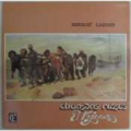 SERGUEI LAZARR - Chansons Russes Et Tziganes (SIGNED BY THE ARTIST ON BACK COVER) - LP