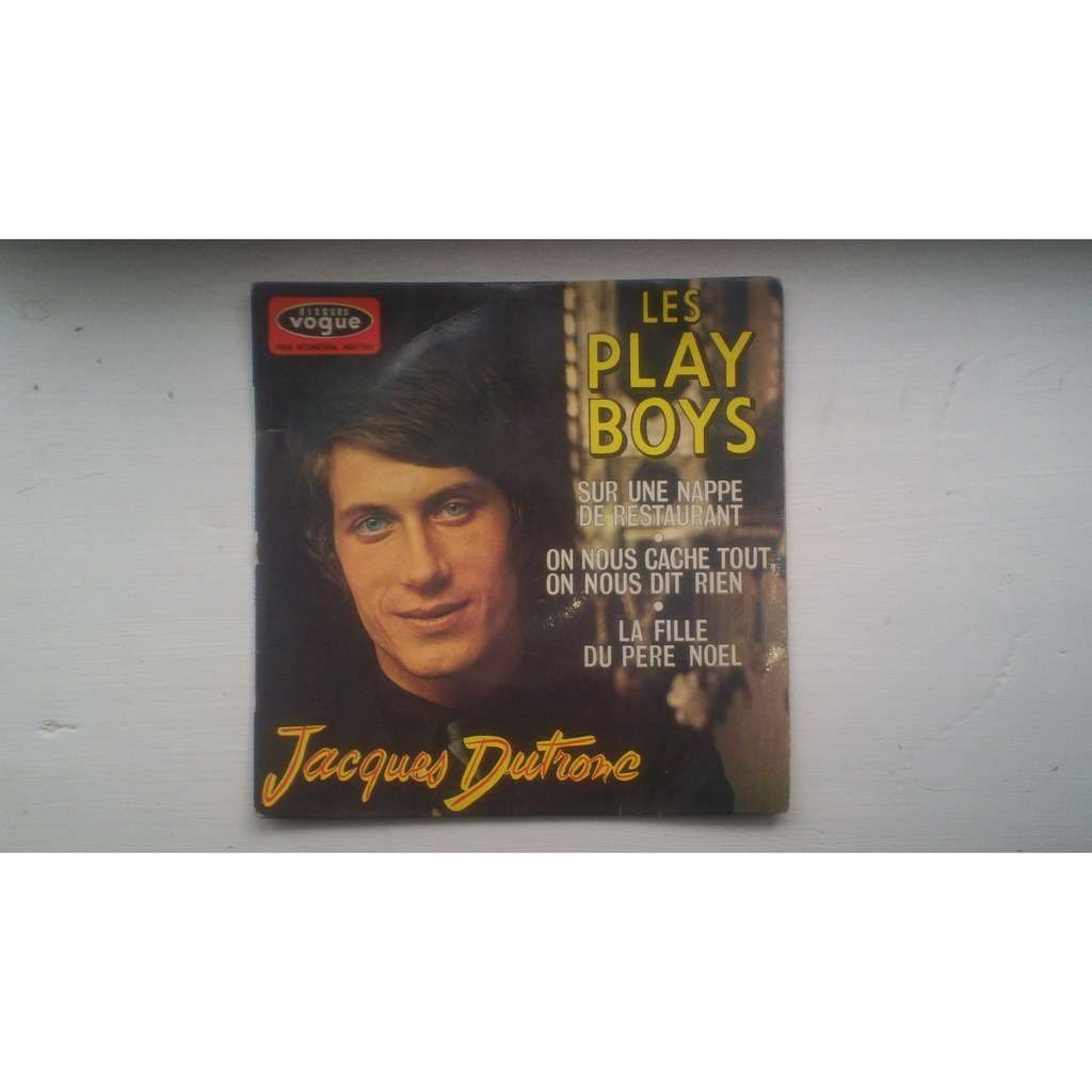 Dutronc Jacques Les play boys