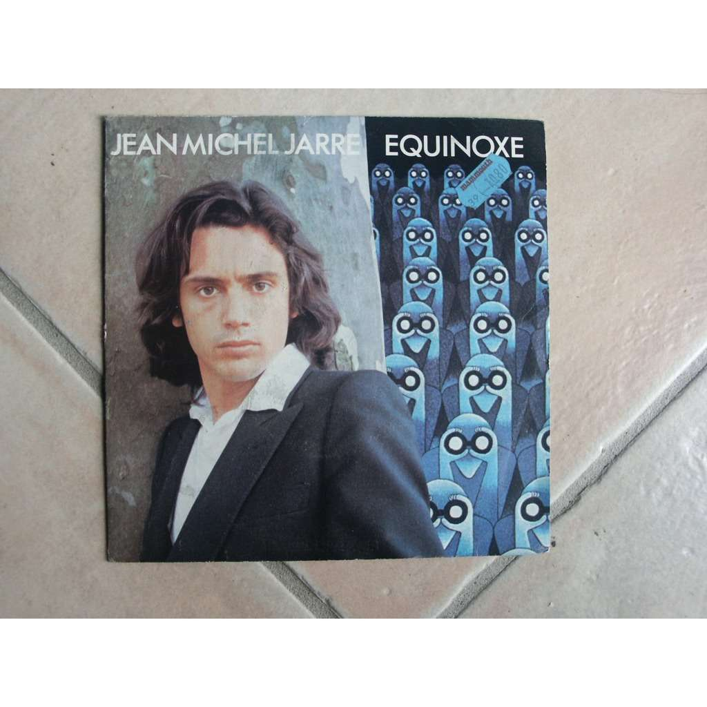 Jean michel JARRE equinoxe , part. 5/ equinoxe , part. 1