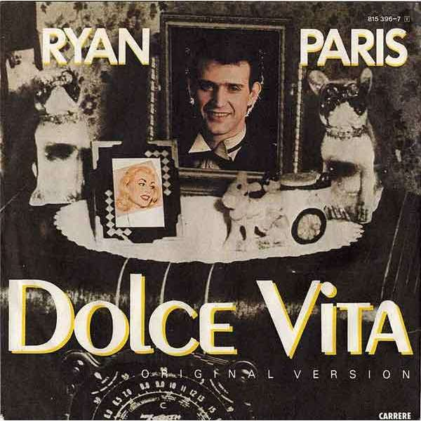 Dolce Vita By Ryan Paris Sp With Charlyx Ref 116626662