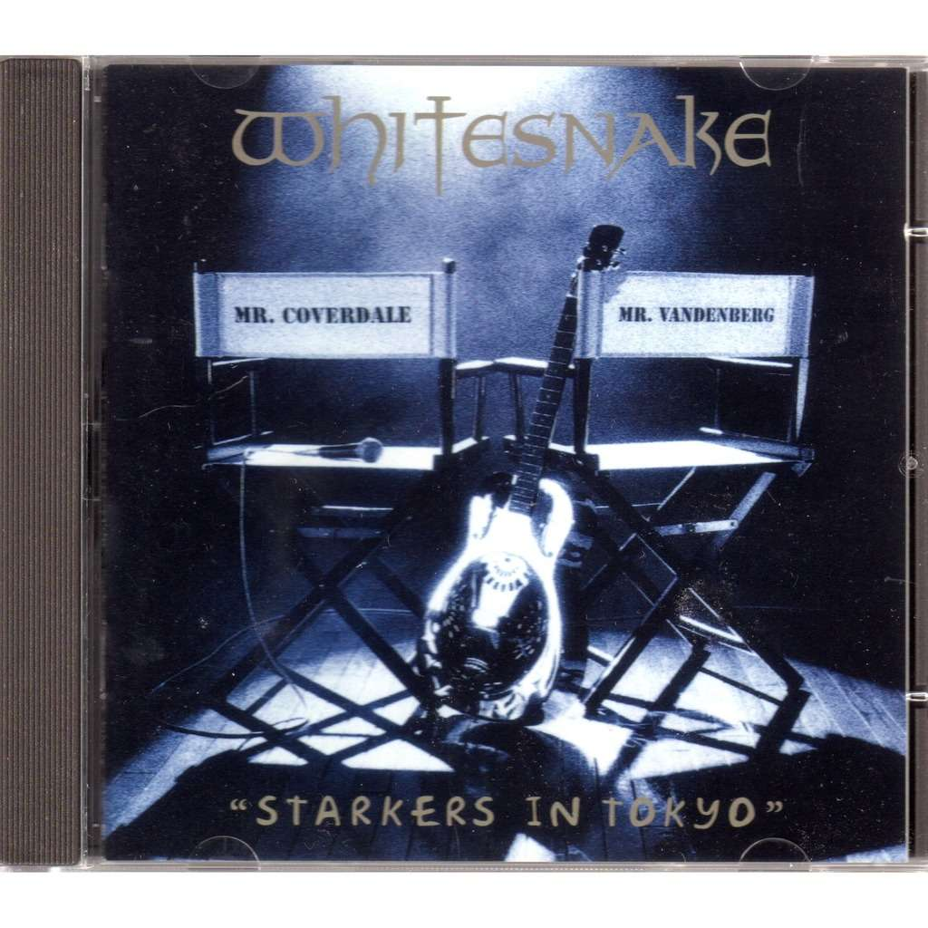 Starkers In Tokyo By Whitesnake Cd With Mjlam Ref