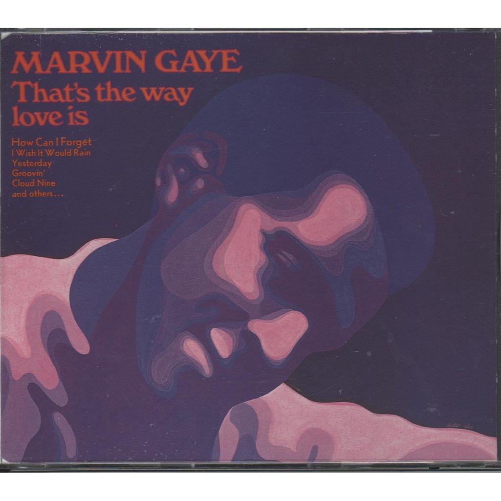 Marvin Gaye Secret Love