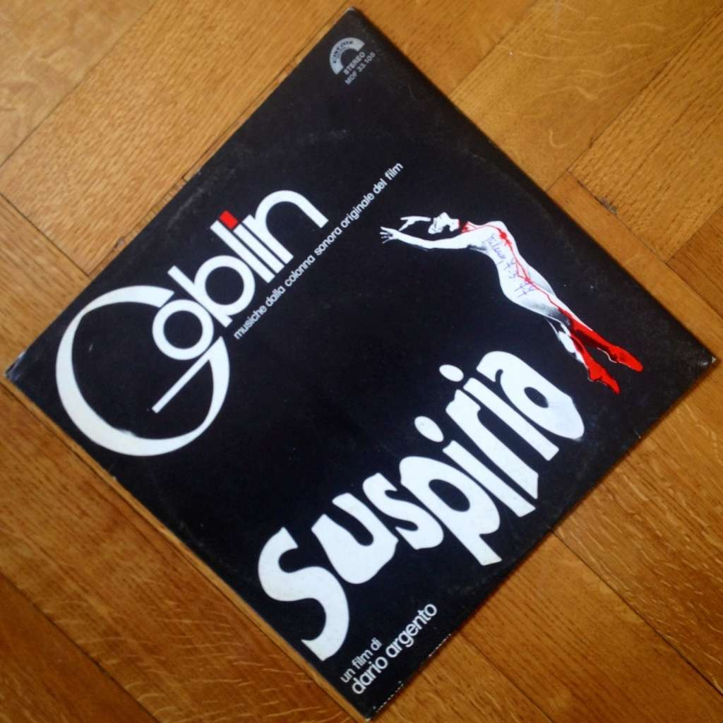 GOBLIN suspiria (dario argento cult italian horror ost soundtrack breaks)