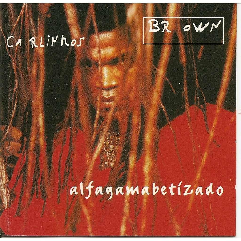 cd de carlinhos brown-alfagamabetizado
