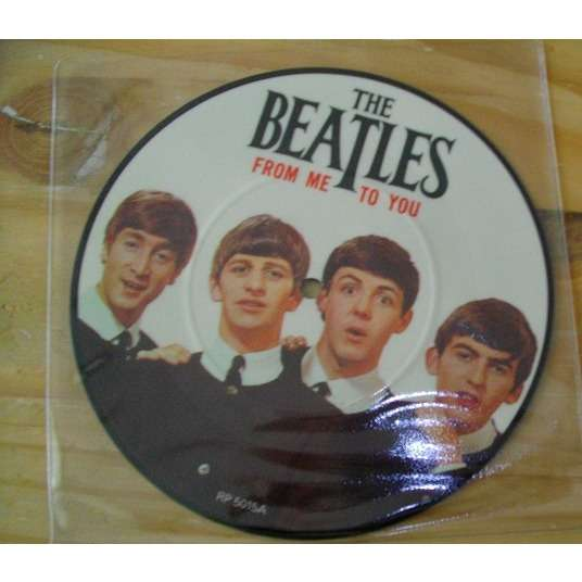 beatles from me to you - thank you girl -