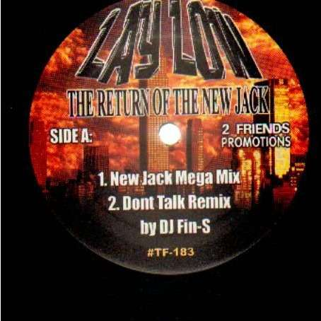 Lay Low The Return of The New Jack