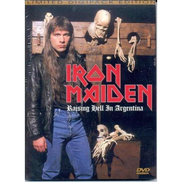 Iron maiden Raising Hell In Argentina (Velez Stadium Buenos Aires 31.01.2001 etc.)