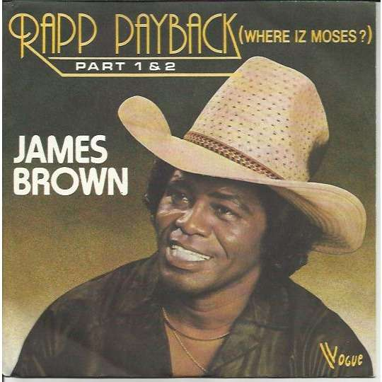 James Brown Rapp Payback (Part.1 & 2)