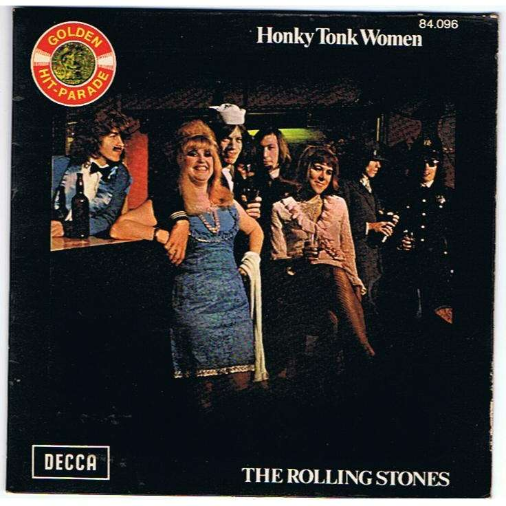 Honky Tonk Women You Can T Always Get What You Want By