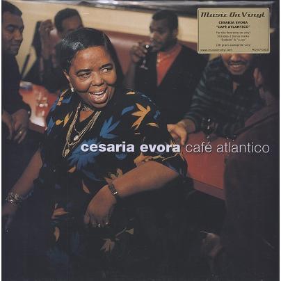 Cesaria Evora Café Atlantico