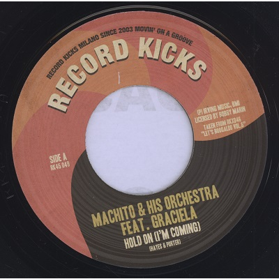 Machito Orchestra Giobel The Latin Chords Hold On We Belong