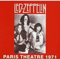 LED ZEPPELIN - paris theatre 1971 (lp) Ltd Edit Colour Vinyl -E.U - 33T