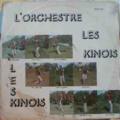 L'ORCHESTRE LES KINOIS - Les Kinois - LP