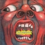 KING CRIMSON - LP « In the court of the Crimson King/69 »MINT - LP