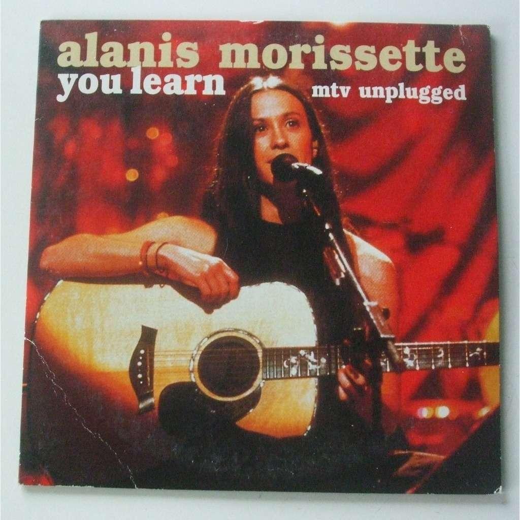 Alanis Morissette You learn (MTV Unplugged)