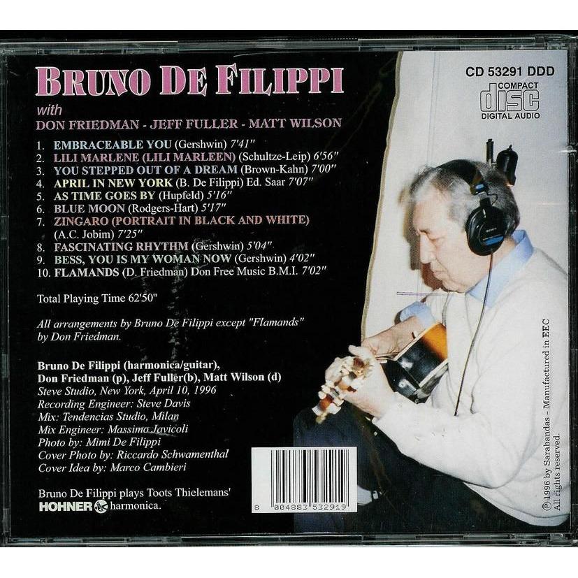 bruno de filippi harmonica