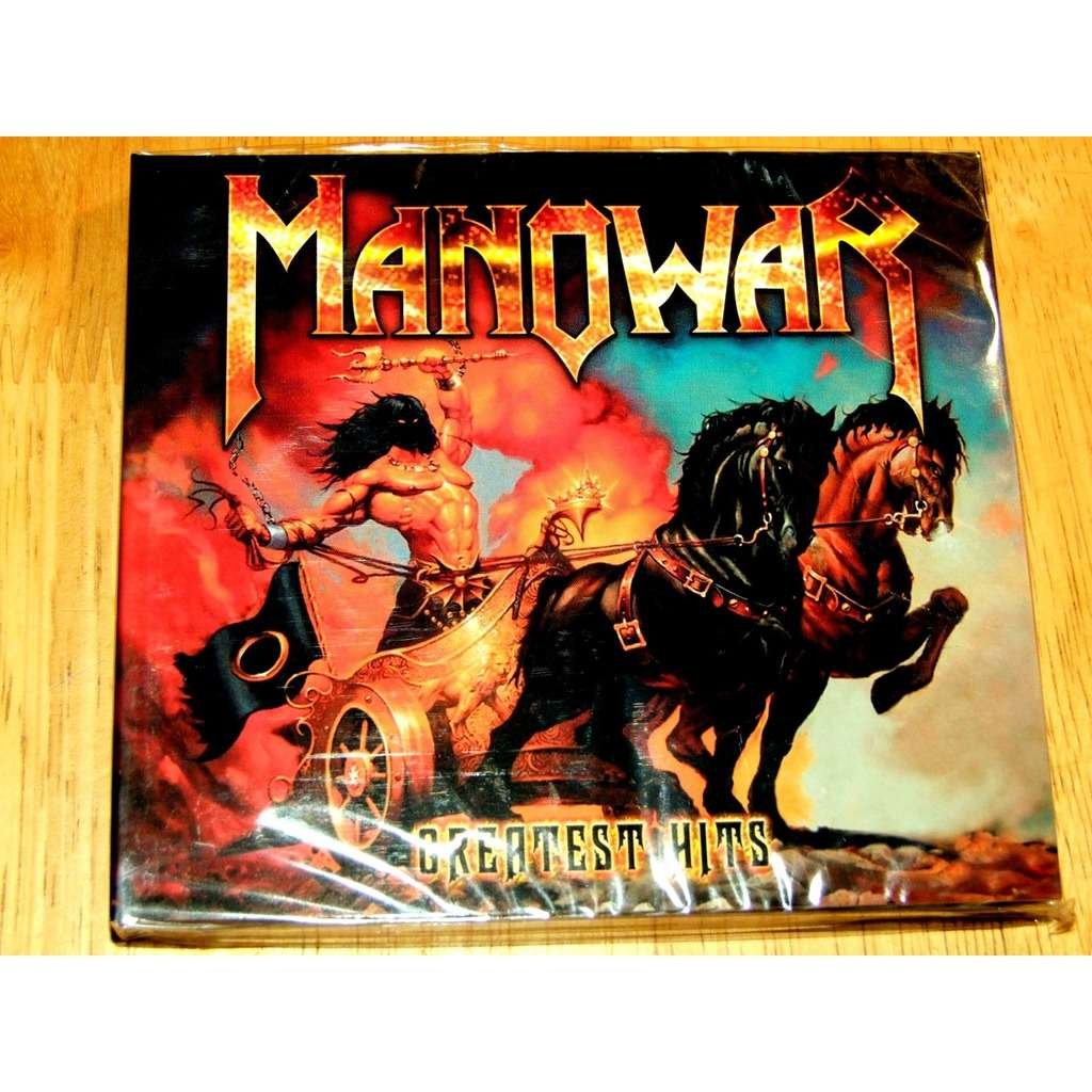 cds do manowar
