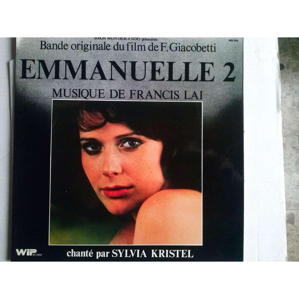 Bo du Film Emmanuelle 2 Emmanuelle l'Antivierge
