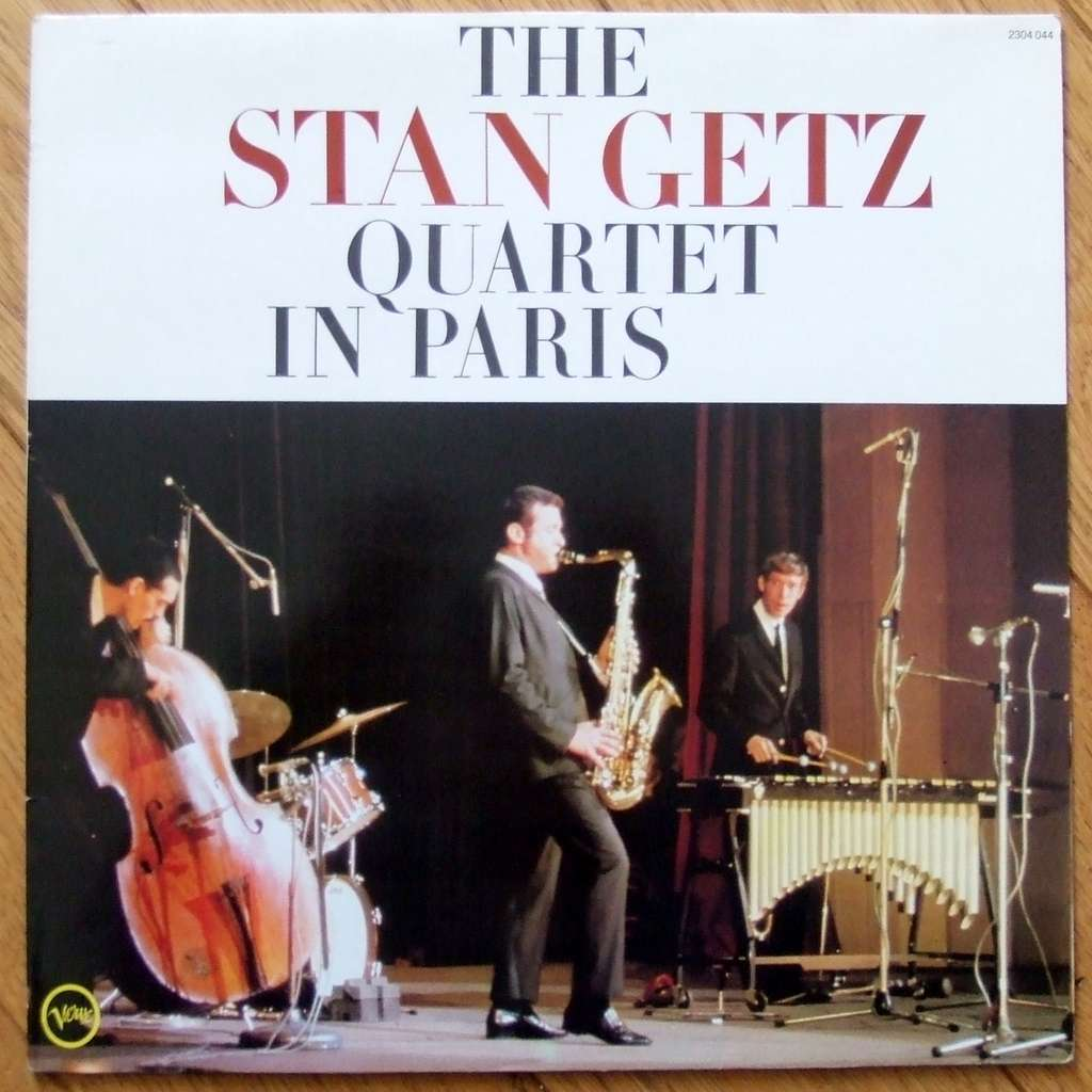 Stan Getz Quartet - I Hadn't Anyone Till You