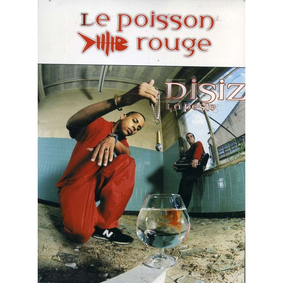 disiz la peste le poisson rouge