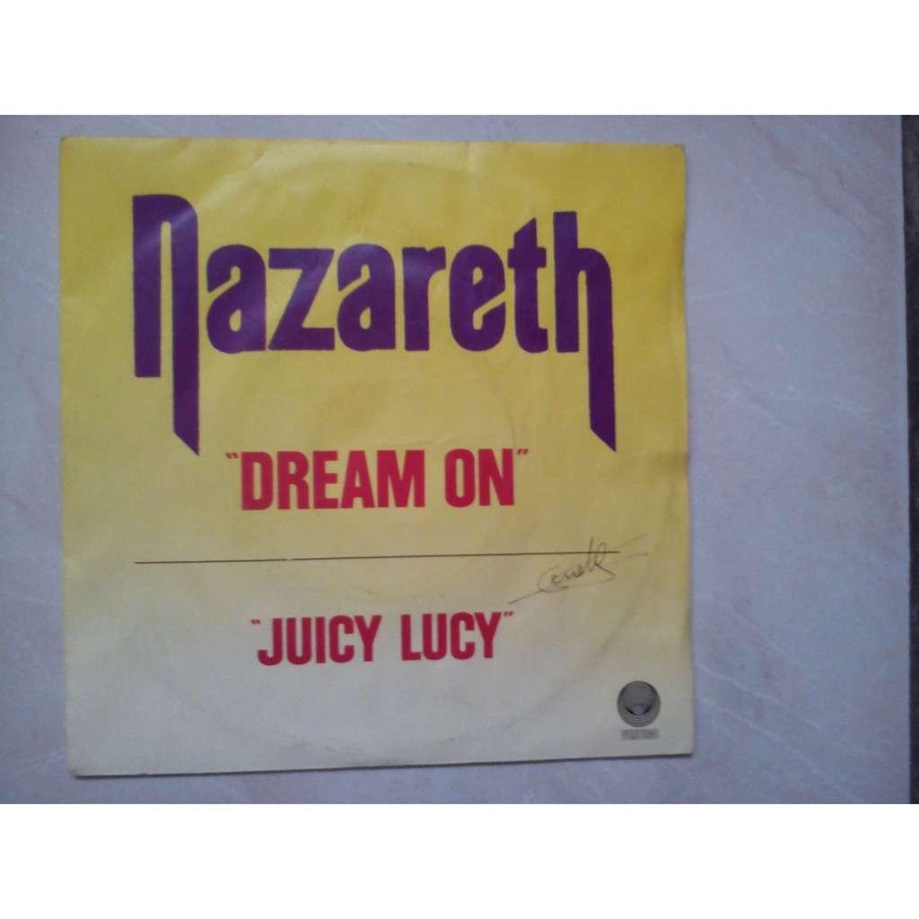 nazareth dream on