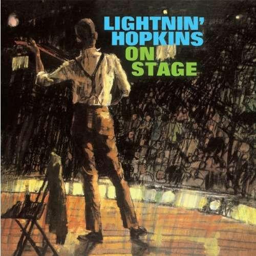 Lightnin' Hopkins Lightnin' Hopkins On Stage (lp)