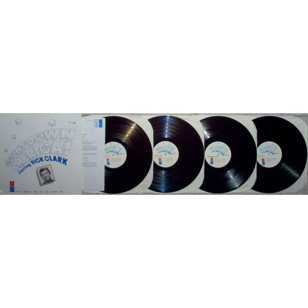 A-ha Countdown America Show #104 (usa 1987 promo 'US' 4lp radio show+cues)
