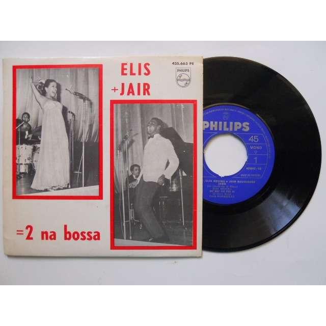 Elis Regina / Jair Rodrigues = 2 na bossa