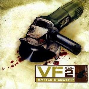 VF Records 100% Vf Volume 2 - Battle & Egotrip