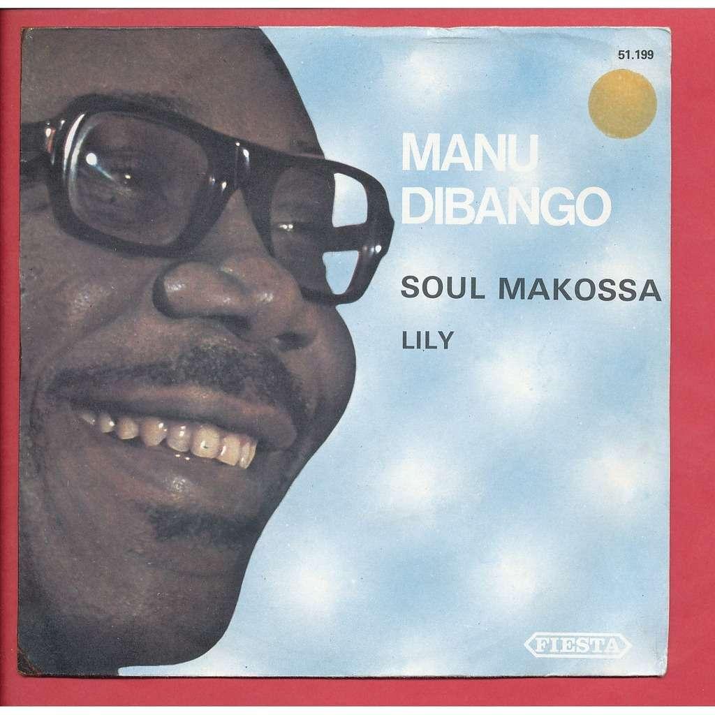 MANU DIBANGO soul makossa - lily