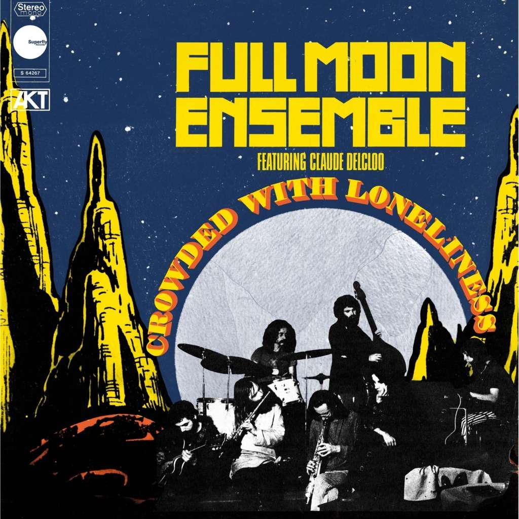 Full Moon Ensemble Crowded with loneliness