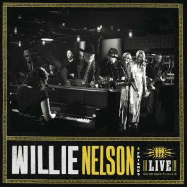 Willie Nelson & friends Live At Third Man Records