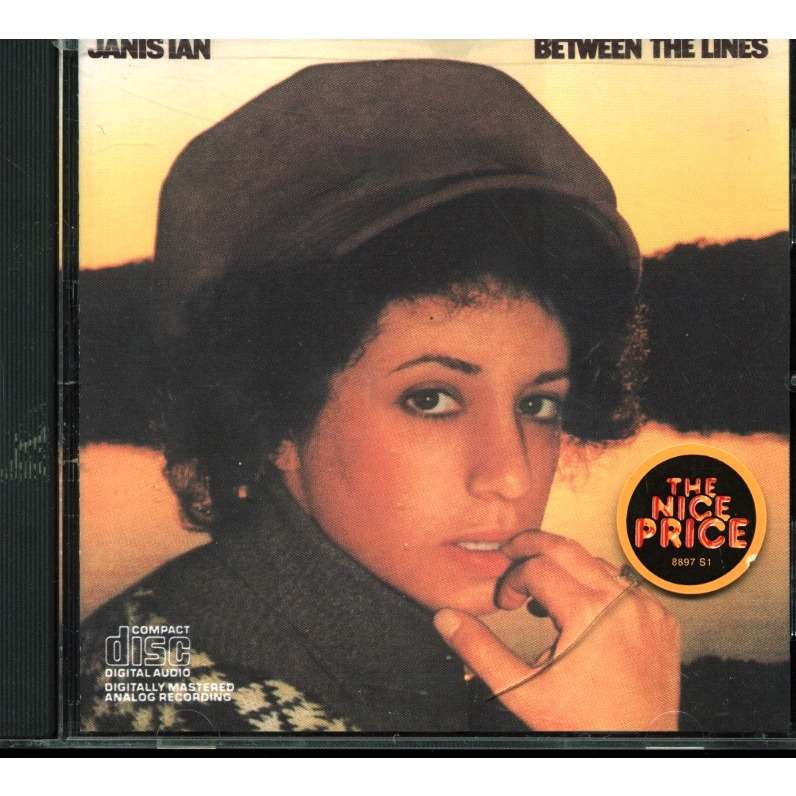 Between The Lines By Janis Ian Cd With Grigo Ref 116969695