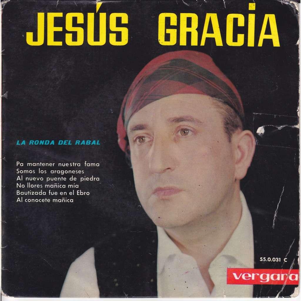GARCIA,JESUS LA RONDA DEL RABAL