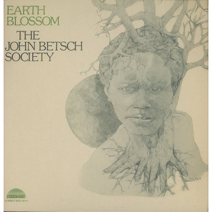 The John Betsch Society Earth blossom