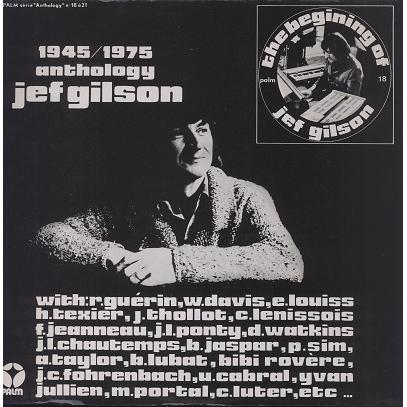 Jef Gilson Anthology Jef Gilson 19451975
